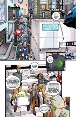 Rocket Girl #1 Preview 4