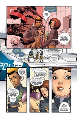 Rocket Girl #1 Preview 5