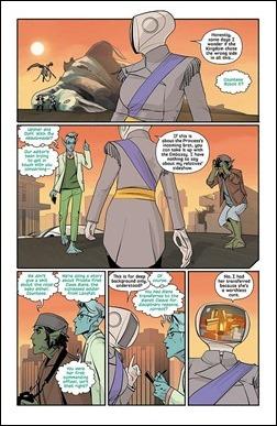 Saga #15 Preview 2