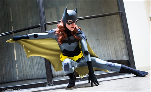 Sirene as Barbara Gordon [Young Justice] (Photo by LJinto)