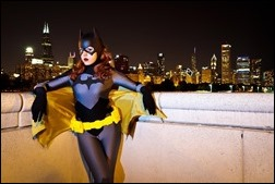 Sirene as Barbara Gordon [Young Justice] (Photo by Mitch S.)