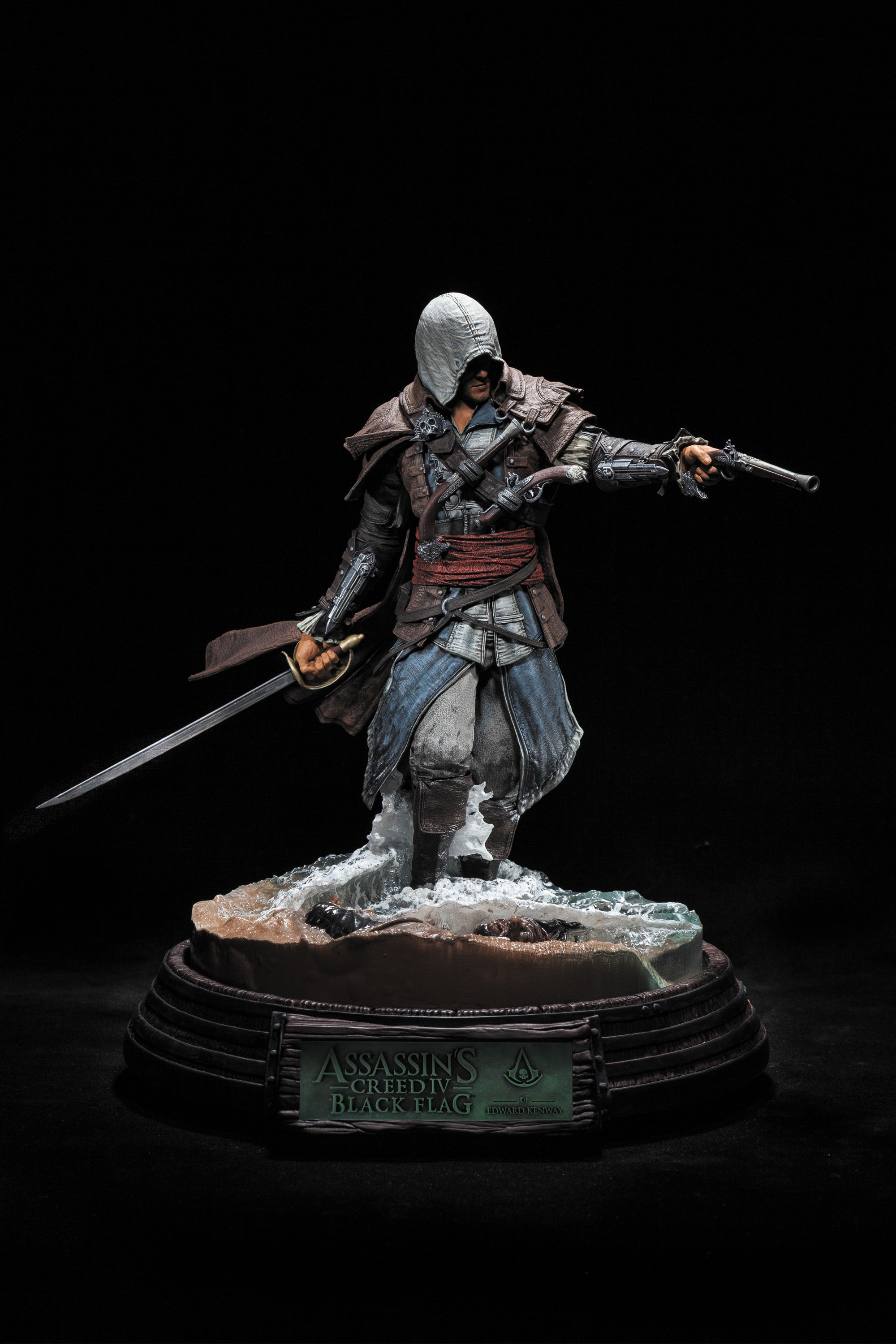 Limited Edition Assassin's Creed IV Black Flag Edward ...