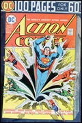 Action Comics V1938 #437 - Magic Is Bustin' Out All Over (1974_7) - Page 1