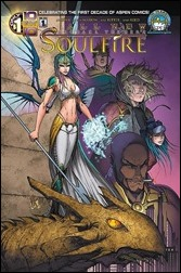 All New Soulfire #1 Cover A