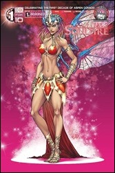 All New Soulfire #1 Cover B