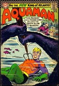 Aquaman V1962 #28 - Dig the New King of Atlantis! (1966_8) - Page 1