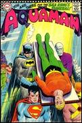 Aquaman V1962 #30 - The Death Of Aquaman (1966_11) - Page 1