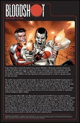 Bloodshot and H.A.R.D. Corps #16 Preview 1