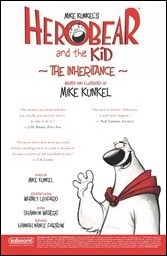 Herobear And The Kid #5: The Inheritance Preview 1