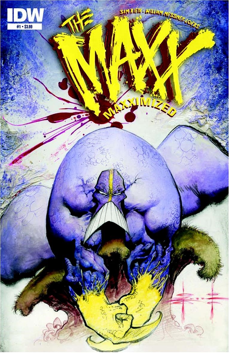 preview the maxx maxximized 1 sam kieth and william messner loebs. Black Bedroom Furniture Sets. Home Design Ideas