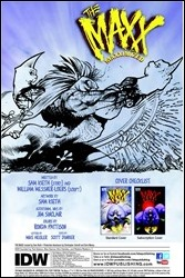 The Maxx: Maxximized #1 Preview 1