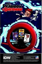 Mr. Peabody & Sherman #1 Preview 1