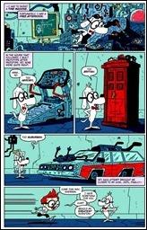 Mr. Peabody & Sherman #1 Preview 5