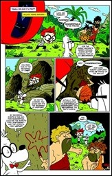 Mr. Peabody & Sherman #1 Preview 7