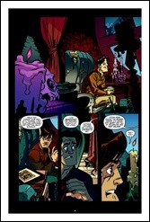 The Rocketeer/The Spirit: Pulp Friction! #3 Preview 3