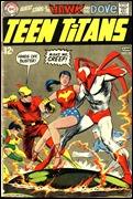 Teen Titans V1966 #21 - Citadel Of Fear (1969_6) - Page 1
