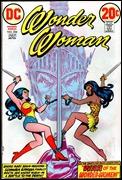 Wonder Woman V1942 #206 - War of the Wonder Women (1973_7) - Page 1