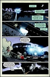 The Wraith: Welcome to Christmasland #1 Preview 3