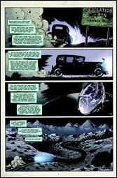 The Wraith: Welcome to Christmasland #1 Preview 4