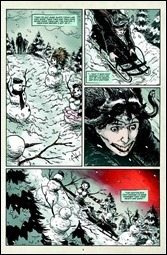 The Wraith: Welcome to Christmasland #1 Preview 7