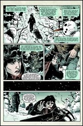The Wraith: Welcome to Christmasland #1 Preview 8