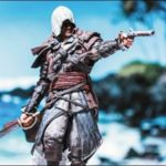 Limited Edition Assassin's Creed IV Black Flag Edward Kenway Statue From McFarlane Toys