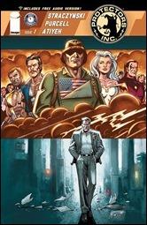 Protectors, Inc. #1 Cover