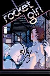 Rocket Girl #2 Cover
