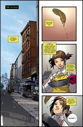 Rocket Girl #2 Preview 1