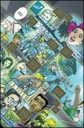 Rocket Girl #2 Preview 5
