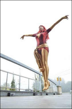 Lossien as Dark Phoenix (Photo by Everage Studios Photography)