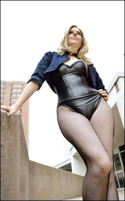 Lossien as Black Canary (Photo by Everage Studios Photography)