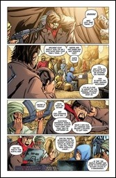 Archer & Armstrong #16 Preview 3