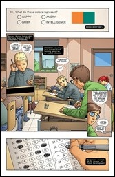 Archer & Armstrong: Archer #0 Preview 1