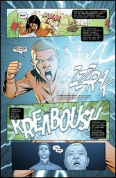 Archer & Armstrong: Archer #0 Preview 5
