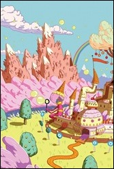 Adventure Time: Eye Candy HC Preview 2