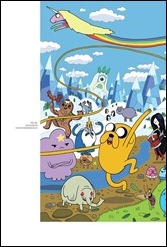 Adventure Time: Eye Candy HC Preview 10