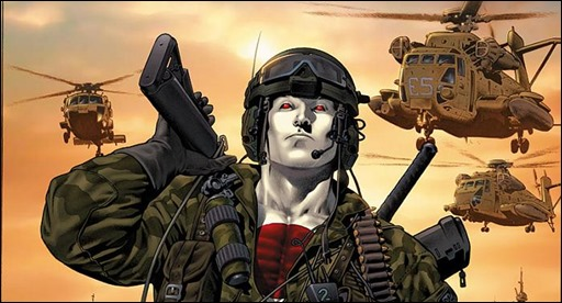 Bloodshot and H.A.R.D. Corps: H.A.R.D. Corps #0