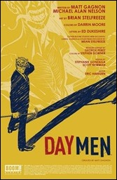 Day Men #1 Preview 1