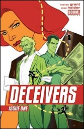 Deceivers #1 Cover