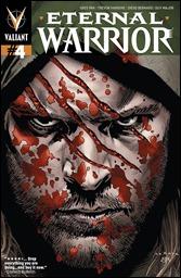 Eternal Warrior #4 Cover