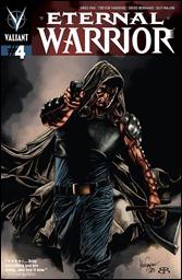 Eternal Warrior #4 Cover - Suayan Variant