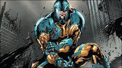 X-O Manowar #20