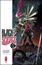 Black Science #2 Cover