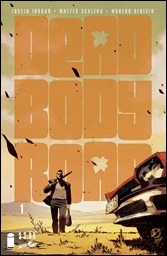 Dead Body Road #1 Cover