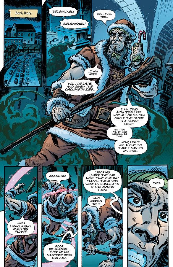 preview krampus 1 by brian joines and dean kotz