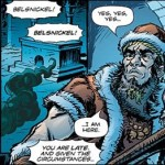 Preview: Krampus #1 by Brian Joines and Dean Kotz