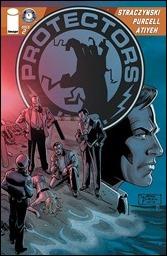 Protectors, Inc. #2 Cover