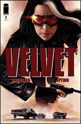 Velvet #2 Cover