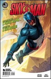 Skyman #1 Cover